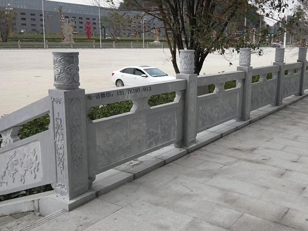 现代古建栏杆