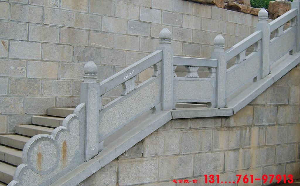 花岗岩护栏