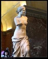 爱神维纳斯雕刻像在西方甚至世界都是很有名的。
