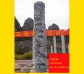 盘龙柱雕刻