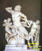 世界名作石雕拉奥孔