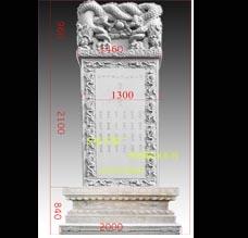 佛教石碑雕刻精品