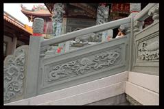 石雕栏板雕工精细型