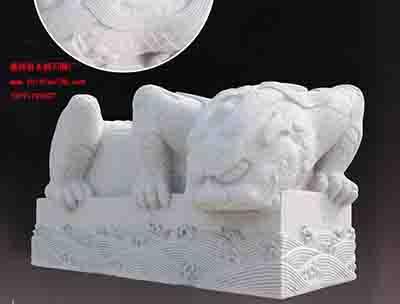 镇水兽雕刻_镇水兽的作用是什么