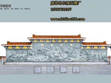 寺院雕刻-石雕壁画