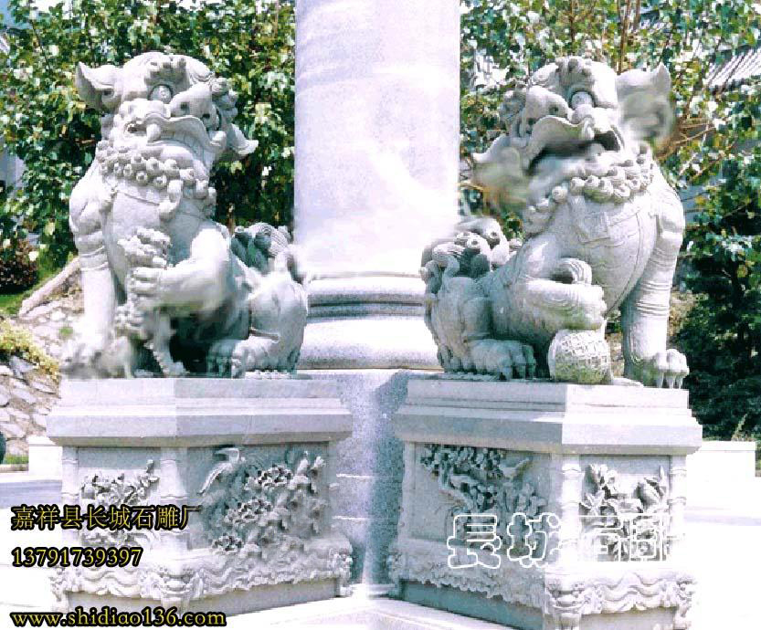 石狮子,南方石雕狮子