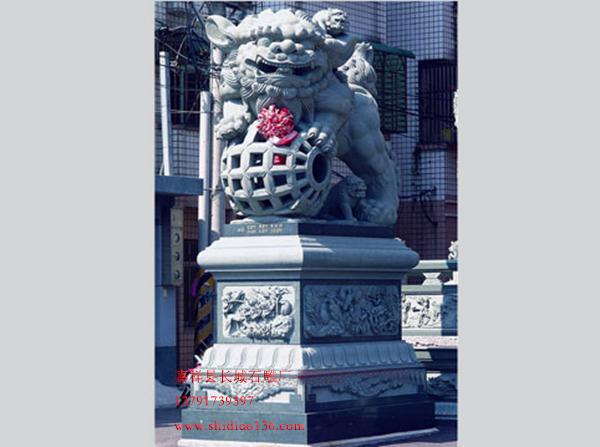 南方绣球狮子