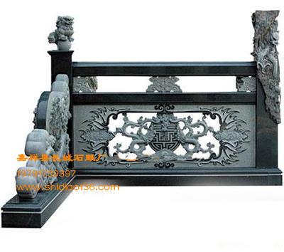 栏杆-栏板-石栏杆-石栏板雕刻及制作
