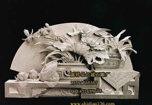 吉祥浮雕装饰和室内外浮雕艺术设计制作
