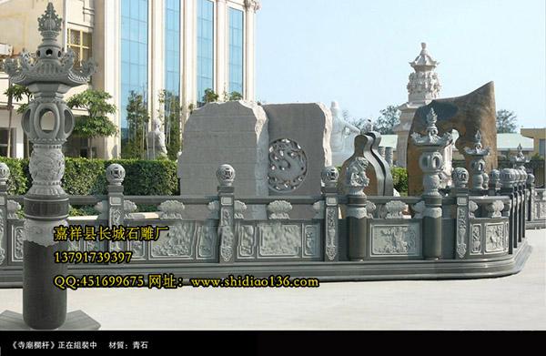 寺院石雕作品,佛塔经幢诠释佛性宝相的雕刻