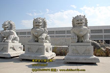 石雕狮子之南北石狮子有什么区别呢