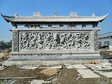 石雕照壁的功能和作用是什么