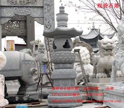 石塔-佛教寺院佛塔都有什么样式