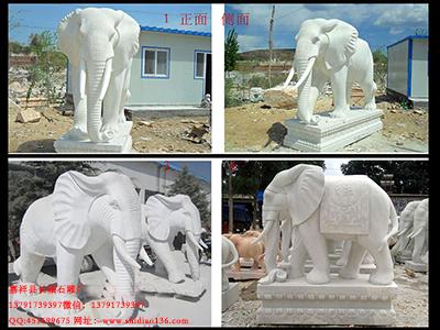 大象石雕摆放禁忌都有哪些