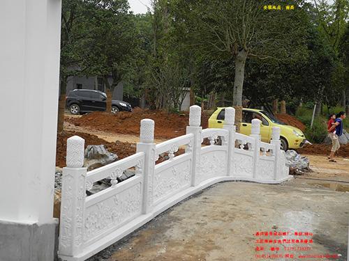重庆桥面石栏杆定做样式