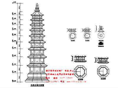 石塔图片佛塔雕刻样式有哪些