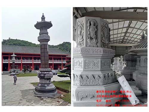 石经幢雕刻样式和经幢图片大全