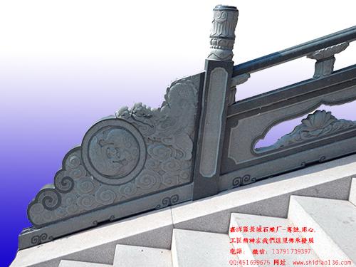 山东石栏杆报价和雕刻工艺详解