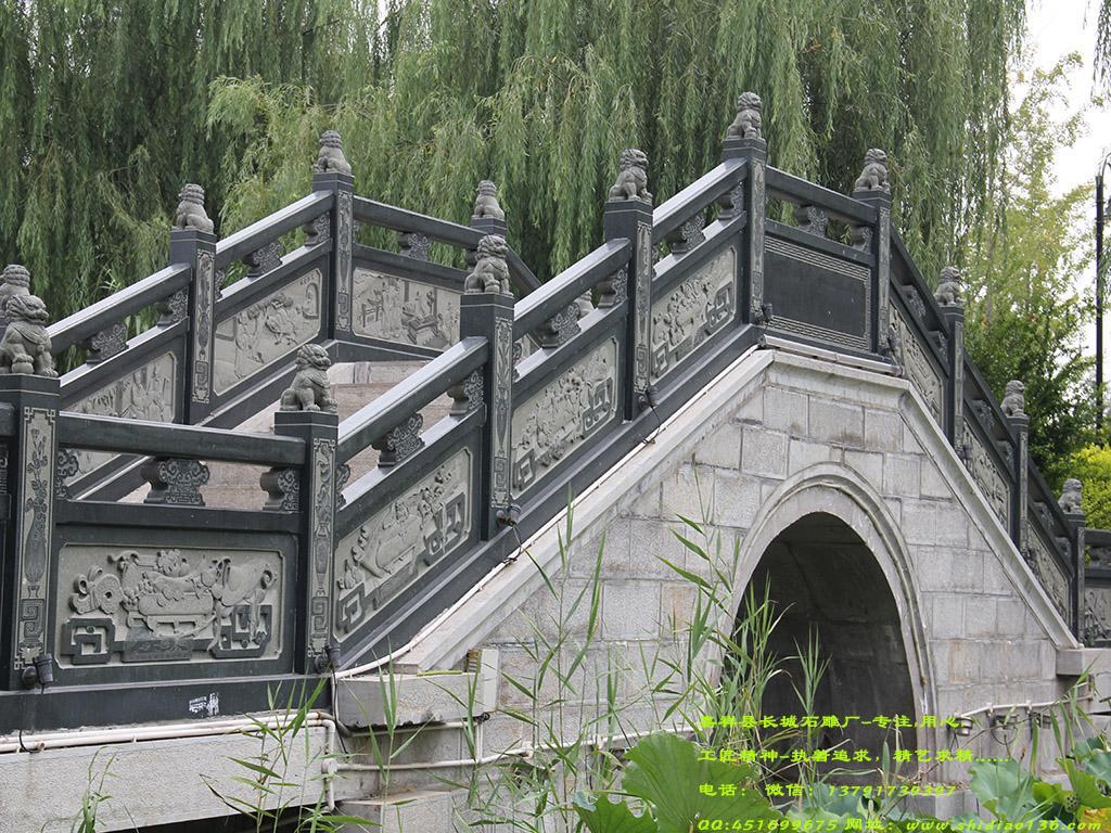 拱桥石栏杆