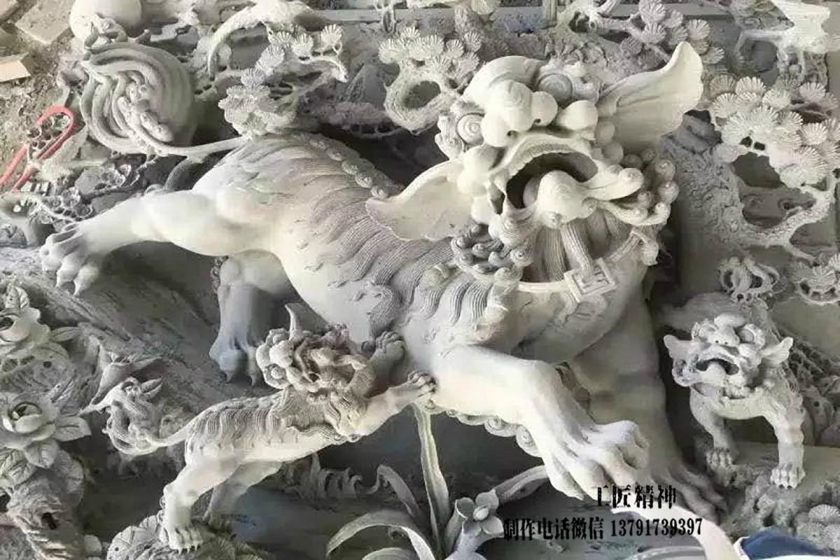 吉祥浮雕雕刻图片图案造型大全