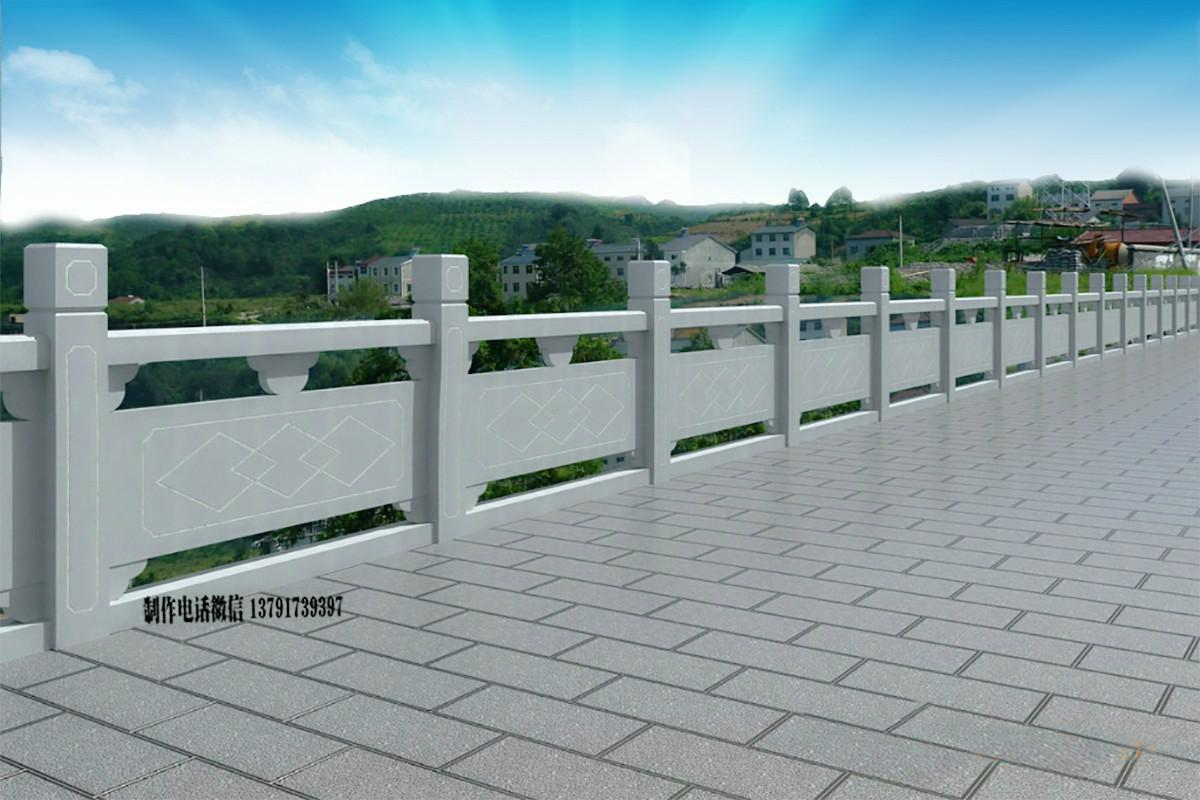 石栏杆雕刻图片